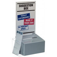 Acrylic Suggestion Box