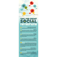 Smart Social Networking Poster and Bookmarks