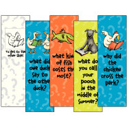 Animal Riddles Bookmarks