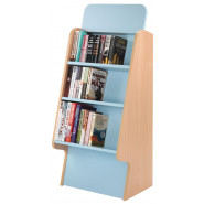 Primary Face-on Book Display Unit