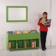 ColourBox® Slimline Kinderbox Trolley