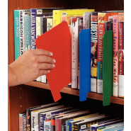 Demco® Library Shelf Markers