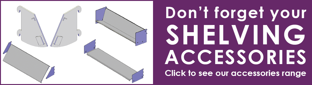 Cantlibra Shelving Accessories