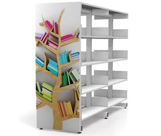 Cantlibra Shelving Gresswell