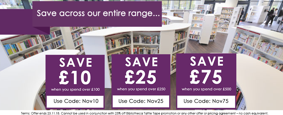 Gresswell - Save up to £75 November 2018