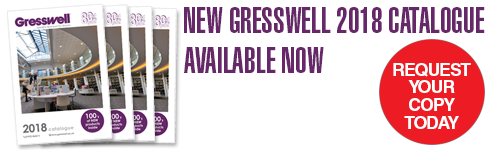 Gresswell library supplies catalogue 2018