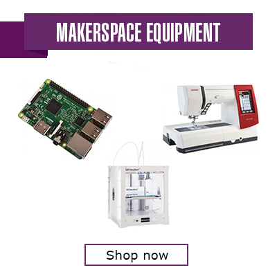 Gresswell - Makerspace Equipment