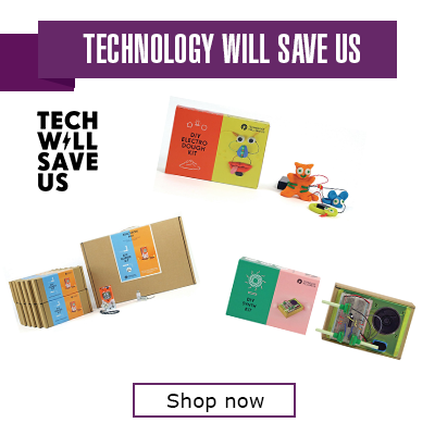 Gresswell Primary - technology-will-save-us